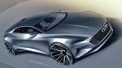 Audi Prologue concept sketches