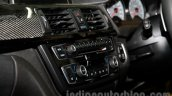 BMW M4 Coupe audio controls and air conditioner controls for India