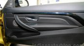 BMW M4 Coupe door pad for India