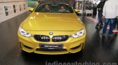 BMW M4 Coupe front for India