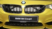 BMW M4 Coupe grille for India