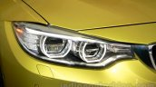 BMW M4 Coupe headlamp for India