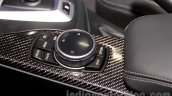 BMW M4 Coupe iDrive touchpad for India