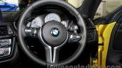 BMW M4 Coupe steering for India