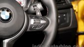 BMW M4 Coupe steering wheel right for India