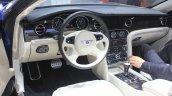 Bentley Grand Convertible interior at the 2014 Los Angeles Auto Show