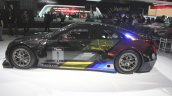 Cadillac ATS-V.R side at the 2014 Los Angeles Motor Show