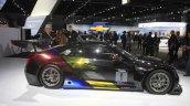 Cadillac ATS-V.R side view at the 2014 Los Angeles Motor Show