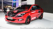 Chery Arrizo 3 Newbee Champion Edition front quarters at Guangzhou Auto Show 2014
