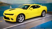 Chevrolet Camaro RS Limited Edition front quarter at 2014 Guangzhou Auto Show