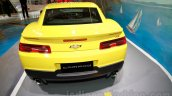 Chevrolet Camaro RS Limited Edition rear at 2014 Guangzhou Auto Show