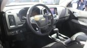 Chevrolet Colorado ZR2 dashboard at the 2014 Los Angeles Auto Show