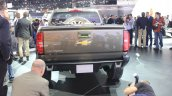 Chevrolet Colorado ZR2 rear at the 2014 Los Angeles Auto Show