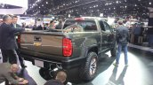 Chevrolet Colorado ZR2 rear three quarters at the 2014 Los Angeles Auto Show