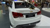 Chevrolet Cruze 1.8 LT Chrome Edition rear fascia at the 2014 Thailand International Motor Expo