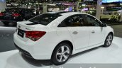 Chevrolet Cruze 1.8 LT Chrome Edition rear three quarters at the 2014 Thailand International Motor Expo
