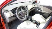 Chevrolet Sail 3 dash at 2014 Guangzhou Auto Show