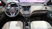 Chevrolet Sail 3 interior at 2014 Guangzhou Auto Show