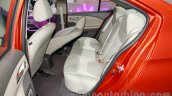 Chevrolet Sail 3 rear seat at 2014 Guangzhou Auto Show