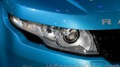 China made Range Rover Evoque headlight at 2014 Guangzhou Auto Show