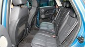 China made Range Rover Evoque rear seat at 2014 Guangzhou Auto Show