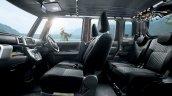 Daihatsu Wake interior