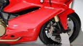 Ducati 1299 Panigale cowl at EICMA 2014