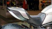 Ducati Diavel Titanium seat at EICMA 2014