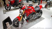 Ducati Monster 1200 S Stripe at the EICMA 2014
