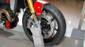Ducati Monster 1200 S Stripe front disc brake at the EICMA 2014