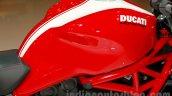 Ducati Monster 1200 S Stripe fuel tank at the EICMA 2014