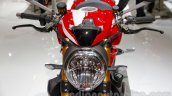 Ducati Monster 1200 S Stripe headlamp at the EICMA 2014