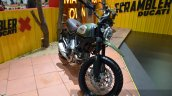 Ducati Scrambler at the 2014 Thailand International Motor Expo