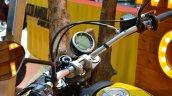Ducati Scrambler instrument dial at the 2014 Thailand International Motor Expo