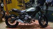 Ducati Scrambler side at the 2014 Thailand International Motor Expo