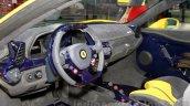 Ferrari 458 Speciale A dash at Guangzhou Auto Show 2014