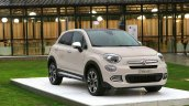 Fiat 500X Mopar front right three quarter