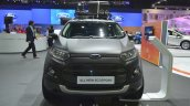 Ford EcoSport front at the 2014 Thailand Motor Expo