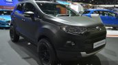 Ford EcoSport front three quarters at the 2014 Thailand Motor Expo