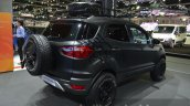 Ford EcoSport rear three quarters at the 2014 Thailand Motor Expo