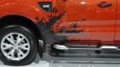 Ford Ranger WildTrak fender at 2014 Thailand International Motor Expo