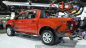 Ford Ranger WildTrak rear three quarter at 2014 Thailand International Motor Expo
