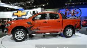 Ford Ranger WildTrak side at 2014 Thailand International Motor Expo