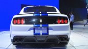 Ford Shelby GT350 Mustang rear at the 2014 Los Angeles Auto Show