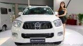 Foton Sauvana front at the 2014 Guangzhou Auto Show