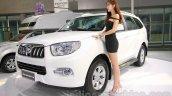 Foton Sauvana front three quarters at the 2014 Guangzhou Auto Show