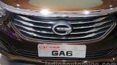 GAC Trumpchi GA6 at Guangzhou grille Auto Show 2014
