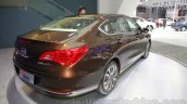 GAC Trumpchi GA6 at Guangzhou rear three quarter Auto Show 2014