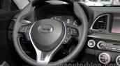 GAC Trumpchi GA6 steering wheel at Guangzhou Auto Show 2014