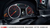 Geely GC9 instrument cluster press image
